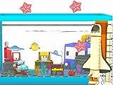 Aprender con los Mini Constructores: El Aquarium/El Cohete