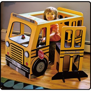 School Bus Table And Chair Brokeasshome Com