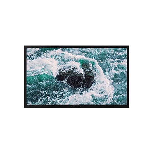 Furrion Aurora - Full Shade Series 49-Inch Weatherproof 4K Ultra-High Definition LED Outdoor Television with Auto… 1