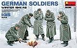 GERMAN SOLDIERS (WINTER 1941-42) 1/35 MINIART 35218