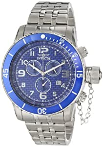Invicta Casual Watch For Men Analog Stainless Steel - 16935