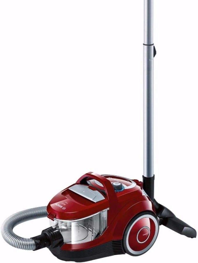 بوش مكنسة كهربائية بقوة 700 واط، احمر - BGS2230GB