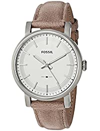 Fossil Women's ES4179 Original Boyfriend Sport Three-Hand Sand Leather Watch