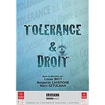 Tolérance & Droit (Actes de colloques de l'IFR) (French Edition)