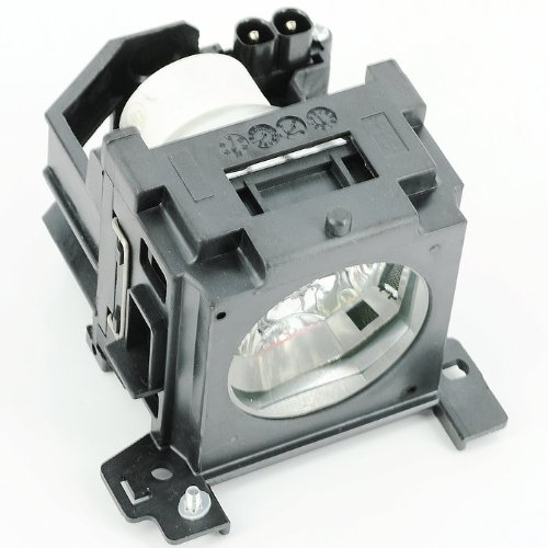 Awo-Lamps DT00751 Replacement Bulb/Lamp with Housing for HITACHI CP-X260 CP-X265 CP-X267 CP-X268 CP-X268A PJ-658 Projectors 150 Day Warranty