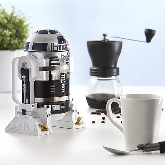 UBEN Máquina De Café Robot Para El Hogar, Mini Máquina De Café Con ...