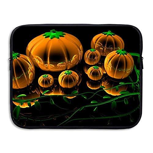 Khom Laptop Sleeve Bag- Halloween Cover Slim Laptop Sleeves Print Notebook Portable Bag ()