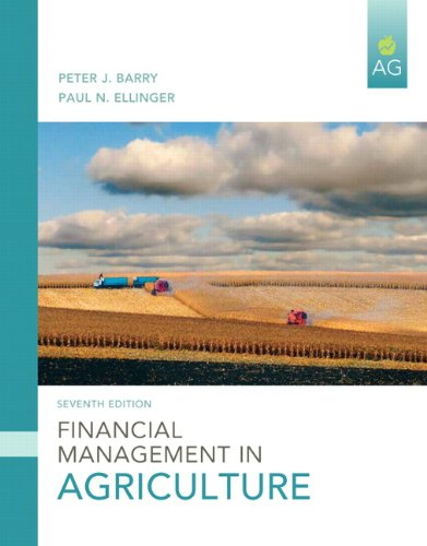 Financial Mgmt.In Agriculture
