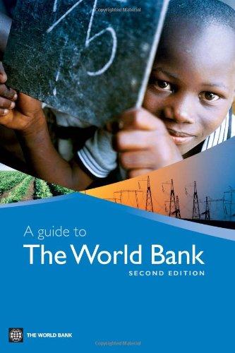 A Guide to the World Bank pdf epub
