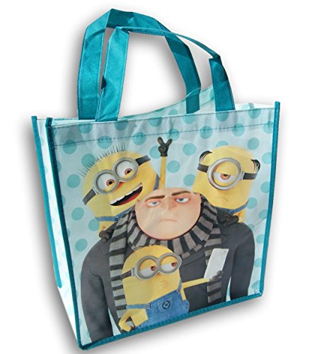 Despicable Me Minions Themed Tote Bag]()