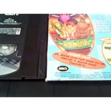 Cartoon Network Classic Scooby-doo Foul Play in Funland & Scooby Doo Bedlam in the Bigtop Vhs Cartoon Tape #H1255v (Color/60 Minutes/close Caption/vhs Tape/ with Jinkies! Bonus Toons:augie Doggie and Dexter's Laboratory