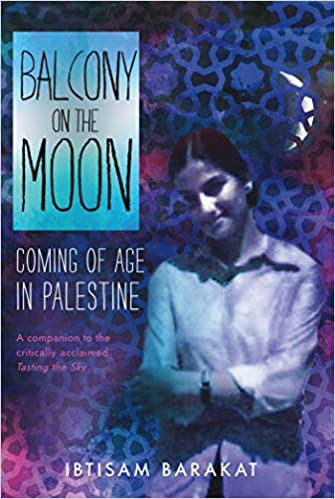 cover image, Balcony on the Moon
