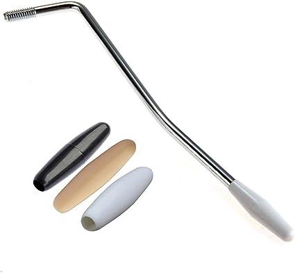 4x lamelle tappo per circa tubazioni con antiruggine metallo Cappuccio libratore 20mm Nero