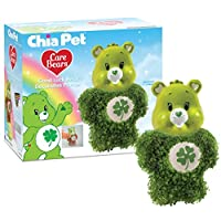 Chia Pet Care Bear Decorative Pottery Planter, Good Luck
