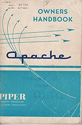 Piper Apache PA-23-160 G Owner's Handbook