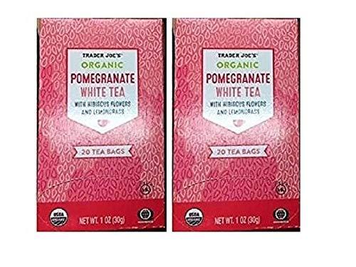 Pomegranate White - Pomegranate White Tea (2 Pack)