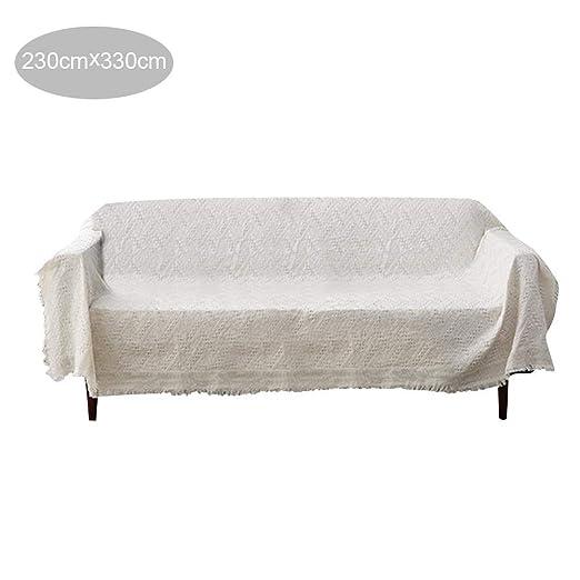 Hifuture Funda de sofá, Completo Tono Color Funda de sofá ...