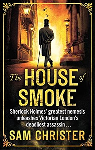 book cover of The House of Smoke