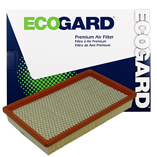 - ECOGARD XA5043 Premium Engine Air Filter Fits Ford E-350 Super Duty, E-350 Econoline, E-350 Econoline Club Wagon, E-350 Club Wagon, E-450 Econoline Super Duty, E-450 Super Duty
