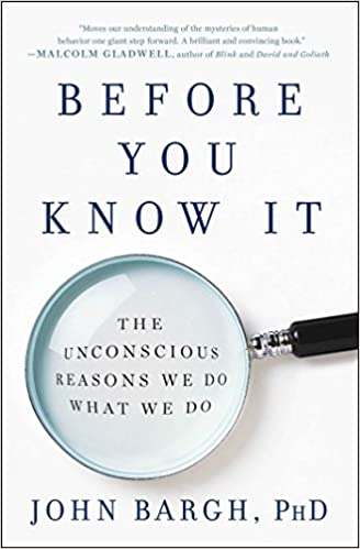 Descargar Utorrent Para Ipad Before You Know It: The Unconscious Reasons We Do What We Do Libro Patria PDF