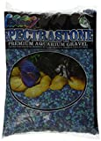 Spectrastone Blue Jean Aquarium Gravel for Freshwater Aquariums, 5-Pound Bag