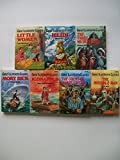 img - for Great Illustrated Classics (7 Set) Little Women; Heidi; Three Musketeers; Moby Dick; Kidnapped book / textbook / text book