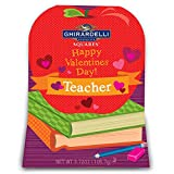 Ghirardelli Valentine Strawberry Bark Squares Bag, 15.4 Ounce