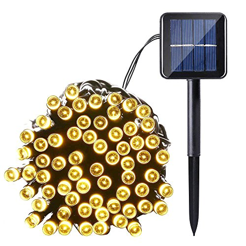 100 Led Solar Lights - 6