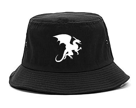 dcad79747 Dragon Bucket Hat Black at Amazon Men's Clothing store: