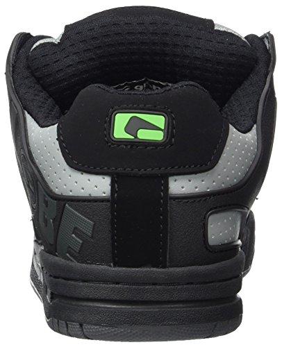 black Chaussures Homme Skateboard Globe grey Multicolore De Tilt FwaUfqO