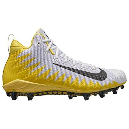 (ナイキ) Nike Alpha Menace Pro Mid メンズ フットボールアメフトシューズ [並行輸入品] B07C1WHL5N サイズ 29.5cm (US 11.5)