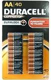 DURACELL(デュラセル) アルカリ乾電池 単3形 40本パック