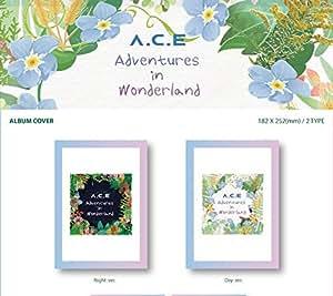 A.C.E, ACE - A.C.E [ADVENTURES IN WONDERLAND] Album Day