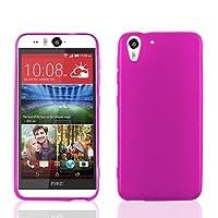 Cell-Pak HTC Desire Eye TPU Case - Retail Packaging - Hot Pink