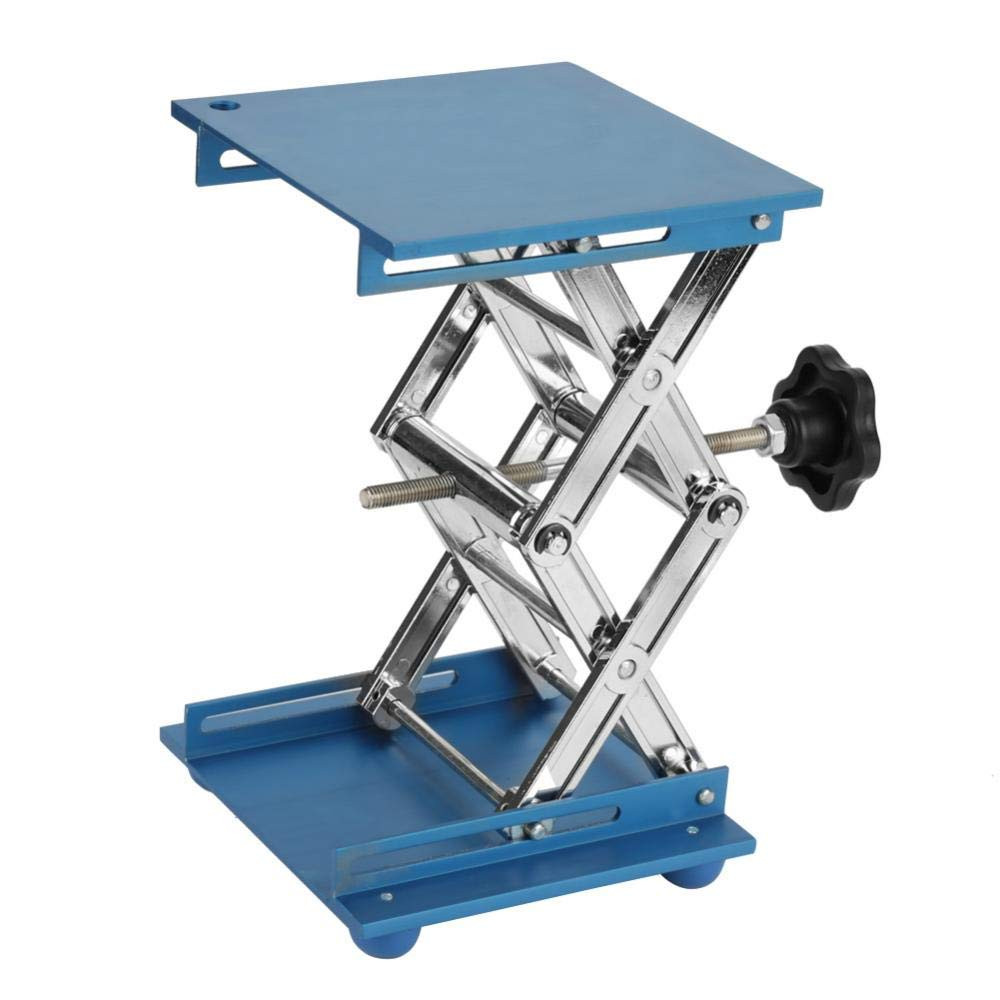 Aluminum Oxide Laboratory Lifting Platform Stand Scissor Rack 150150250mm-Lab & Scientific Supplies Glassware & Labware