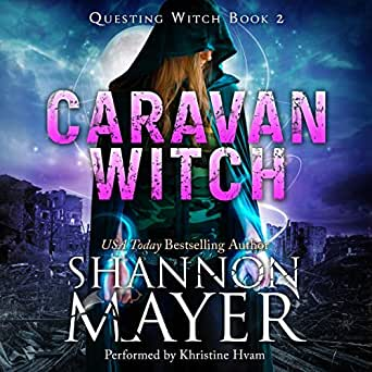 Amazon com: Caravan Witch: Questing Witch, Book 2 (Audible
