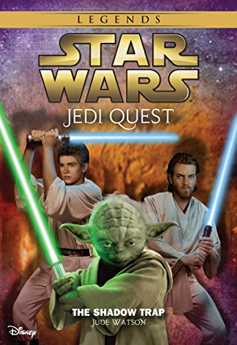 jedi quest the shadow trap - 1