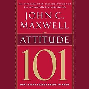Attitude 101 Audiobook