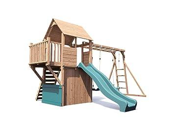 Kinder Klettergerüst Holz : Dunster house� balconyfort? kletterger�st f�r