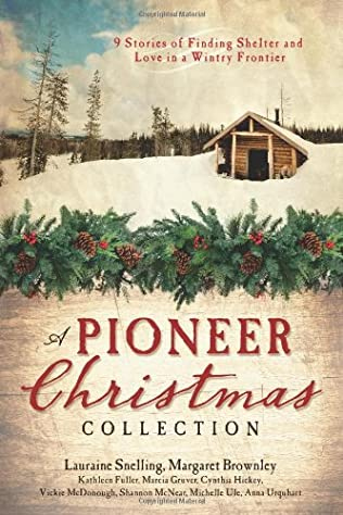 book cover of A Pioneer Christmas Collection