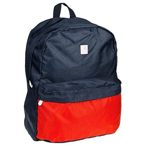 Etnies Unisex-adults Entry Navy/Orange Backpack - One (Etnies Bag)