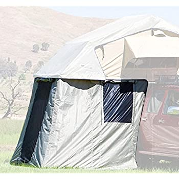 ARB 804100 Simpson III Brown Rooftop Tent Annex/Changing Room & Amazon.com: ARB 804100 Simpson III Brown Rooftop Tent Annex ...