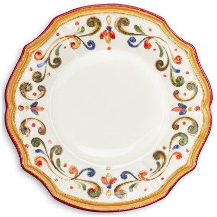 Sur La Table Francesca Dinner Plate