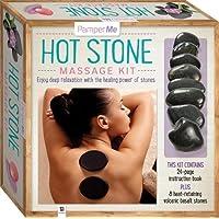 Pamper Me Hot Stone Massage Kit (tuck box)
