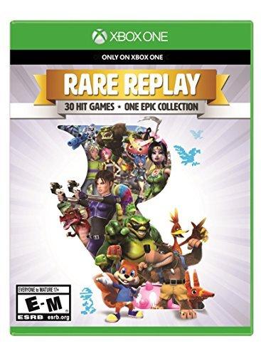 Rare Play Xbox One