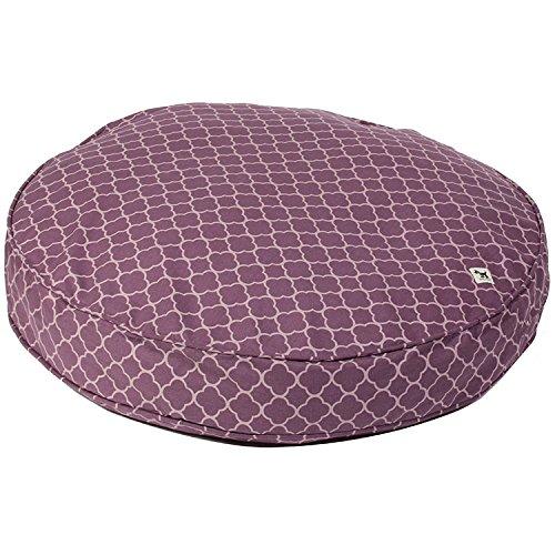 Royals ROUNDMolly Mutt Dog Bed Duvet Cover  100% Cotton, Durable, Washable  Rocketman, Huge