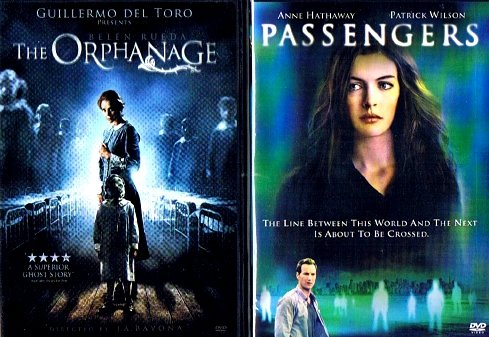 Ghost 2-Pack (2-DVD) ~ Passengers (2008) / The Orphanage (2007)