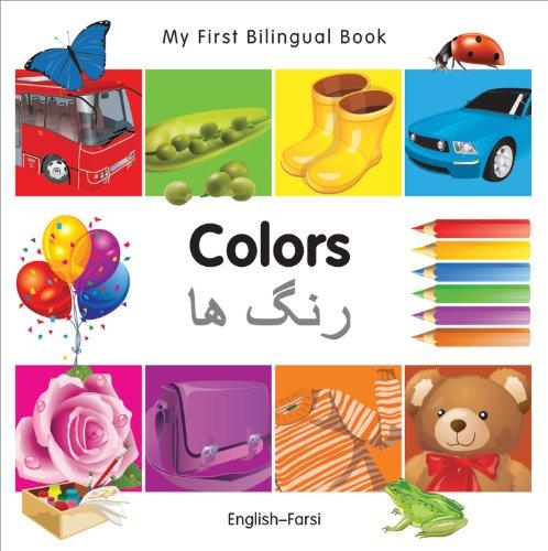 My First Bilingual Book–Colors (English–Farsi)