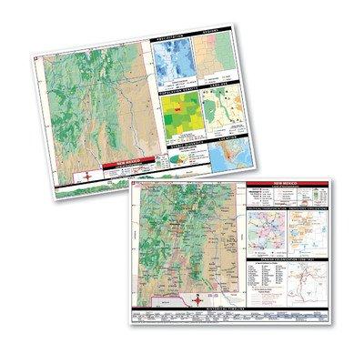 Thematic Deskpad Class Set - New Mexico ()