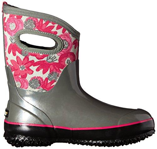 Winter Acquerello Mid Classic Multi Bogs Grigio Snow Boot Women's awqxBIECU